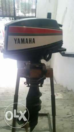 Yamaha outboard 8hp ... whats app only