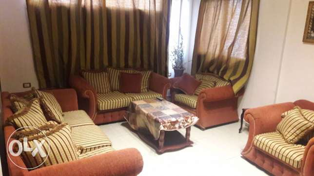 Furnished apartment for rent in Sioufi