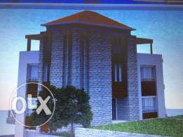 selling a villa under construction in kalmoun