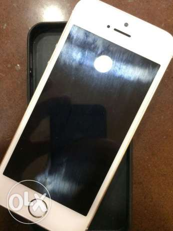 For sale iphone 5s gold سن الفيل -  1