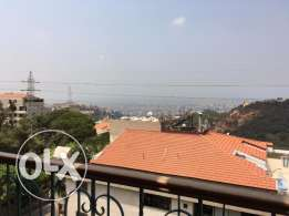 3BR - 180m2 - Furnished Bright 3 BR Apartment in Ain Saade