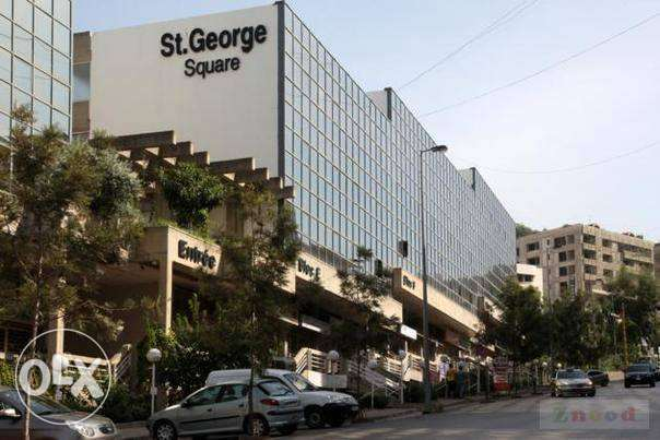 65 m2 Office In Jal El Dib| Metn for rent . St Georges Square