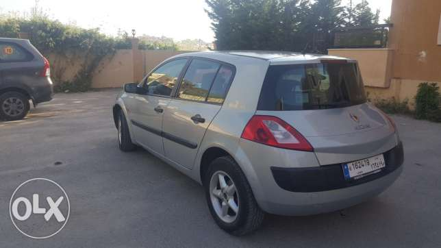Renault megan 2005 steptronic for sale
