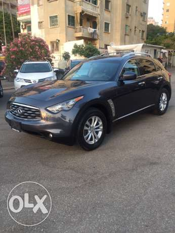 Infiniti fx clean CARFAX 0 down payment