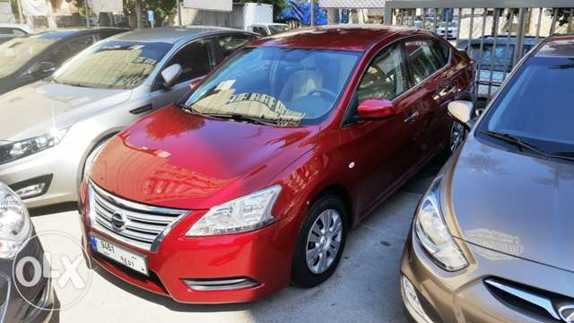 Nissan sentra 2013 automatic