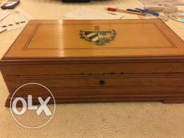 Very rare old cigar box from Cuba