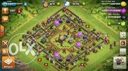 calsh of clans