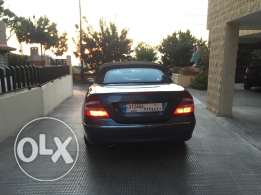 Mercedes-Benz CLK Grey/Blue For Sale