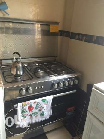 Great oven used for 1 year with rotating roster and light