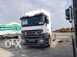 1844 Actros 466 km