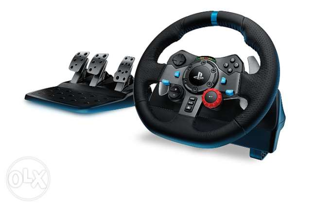 SPECIAL OFFER!! Ps4 proffesional steering wheel