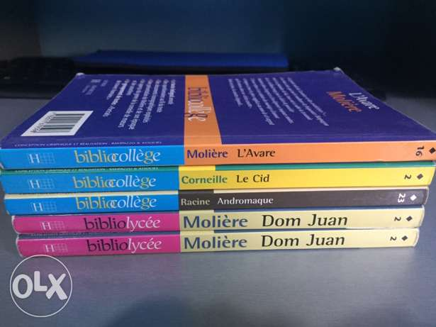 French story books