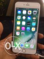 iphone6plus 16g silver verry good