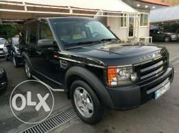Land rover Lr3 2006 Black 7 seats