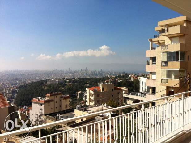 Baabda Yarze For Rent 3 Bedrooms.