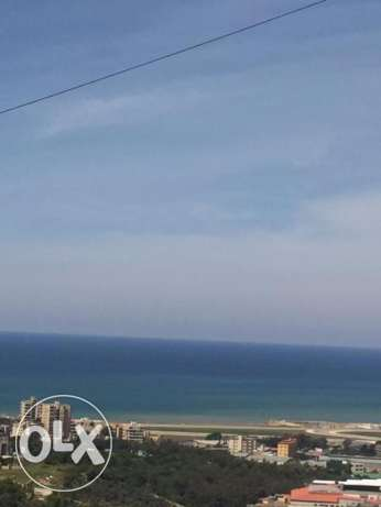 150 SQM Apartment for sale in Bchamoun Al Yahoudiye with Sea View
