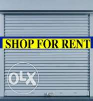 Shop for rent - Zalka