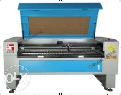 Laser cuting/engraving machine