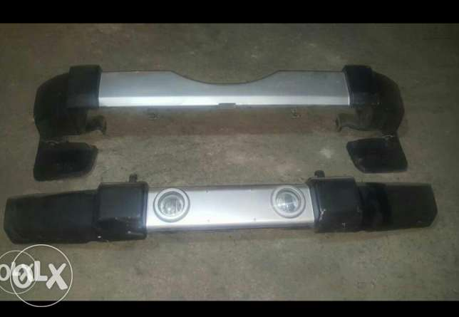 wrangler jk parts front and rear bumper