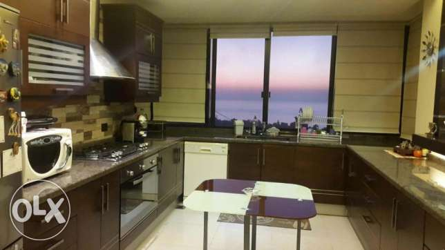 Decorated Duplex for sale in Zouk Mikael كسروان -  4