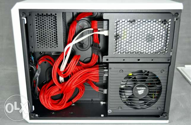 Red Cable Mods Cable Kit