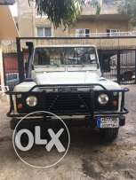 Defender Chassis 90