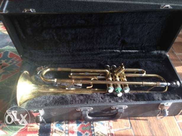 Trumpet - Power Beat - Lacquer Gold