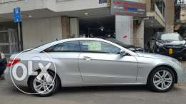 Mercedes E 250 coupe 2010