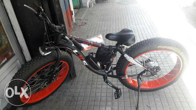 ELectric bicycle sport