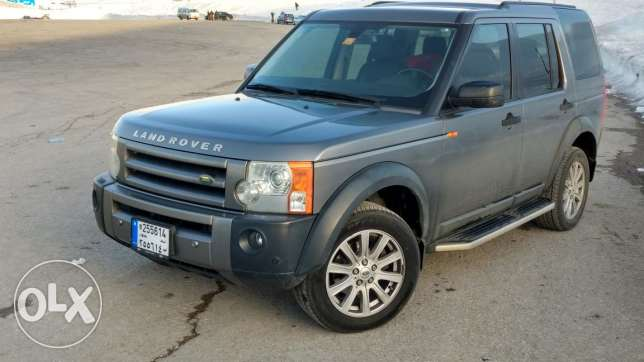 LR3 2008 in excellent condition for sale