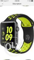 sport rubber band for apple watch 42 mm