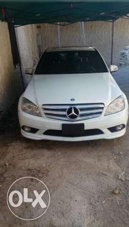 Mercedes c300 model 2010 full option 03/843812
