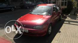 Honda Civic 1994 full option