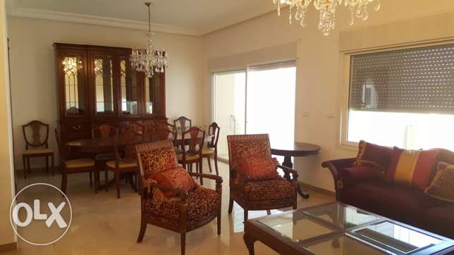 Furnished Apartment for Rent in Biyada