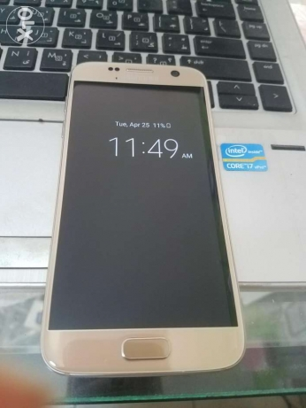 Samsung s7 as new