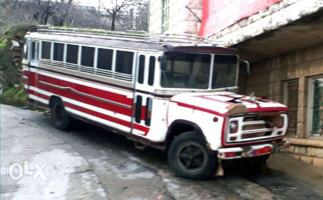 bus dodge  76 for sale
