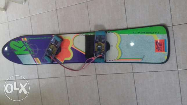 SnowBoard Like new VERY good condition