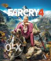 Any farcry 4 lal be3 aw trade ps4