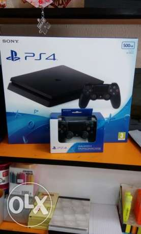 Ps4 brand new