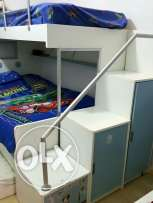 Kids room , 3beds and big desk, good condition, used