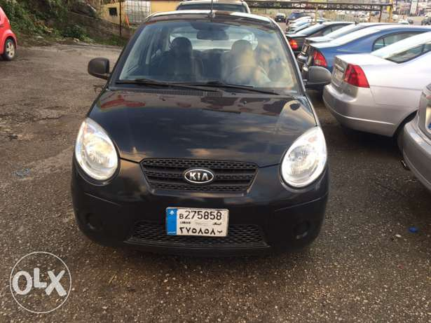 kia picanto model 2011 full automatic