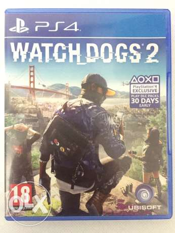 watch dogs 2 sale or trade( put your game)