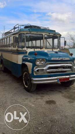 1948 GMC 370 bus for sale