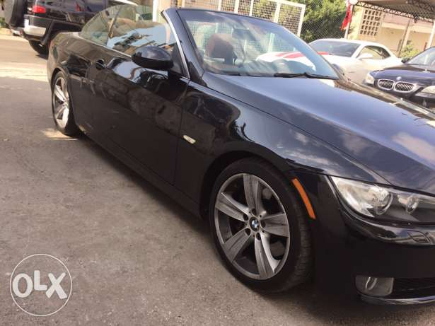 Bmw 335i convertible 2008 clean carfax بعبدا -  2