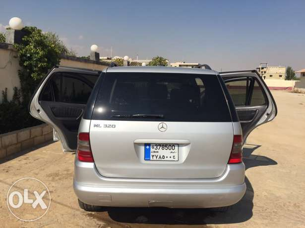 mercedes ML 320 for sale كسارة -  6
