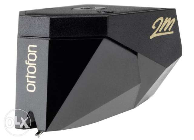 Ortofon cartridge needle hi-fi 2M Black
