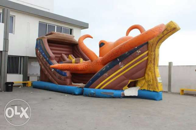 Inflatable games