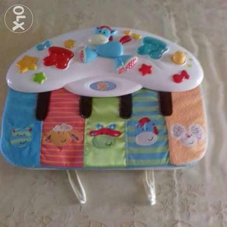 Baby Musical Bed Toy (ELC)