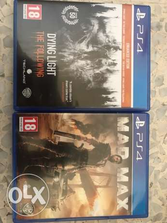 for sale mad max dying light the following