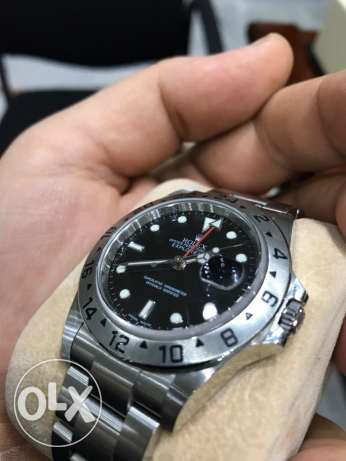 rolex explorer 2 in mint condition